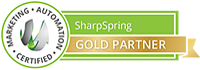 Sharpspring Gold Partner